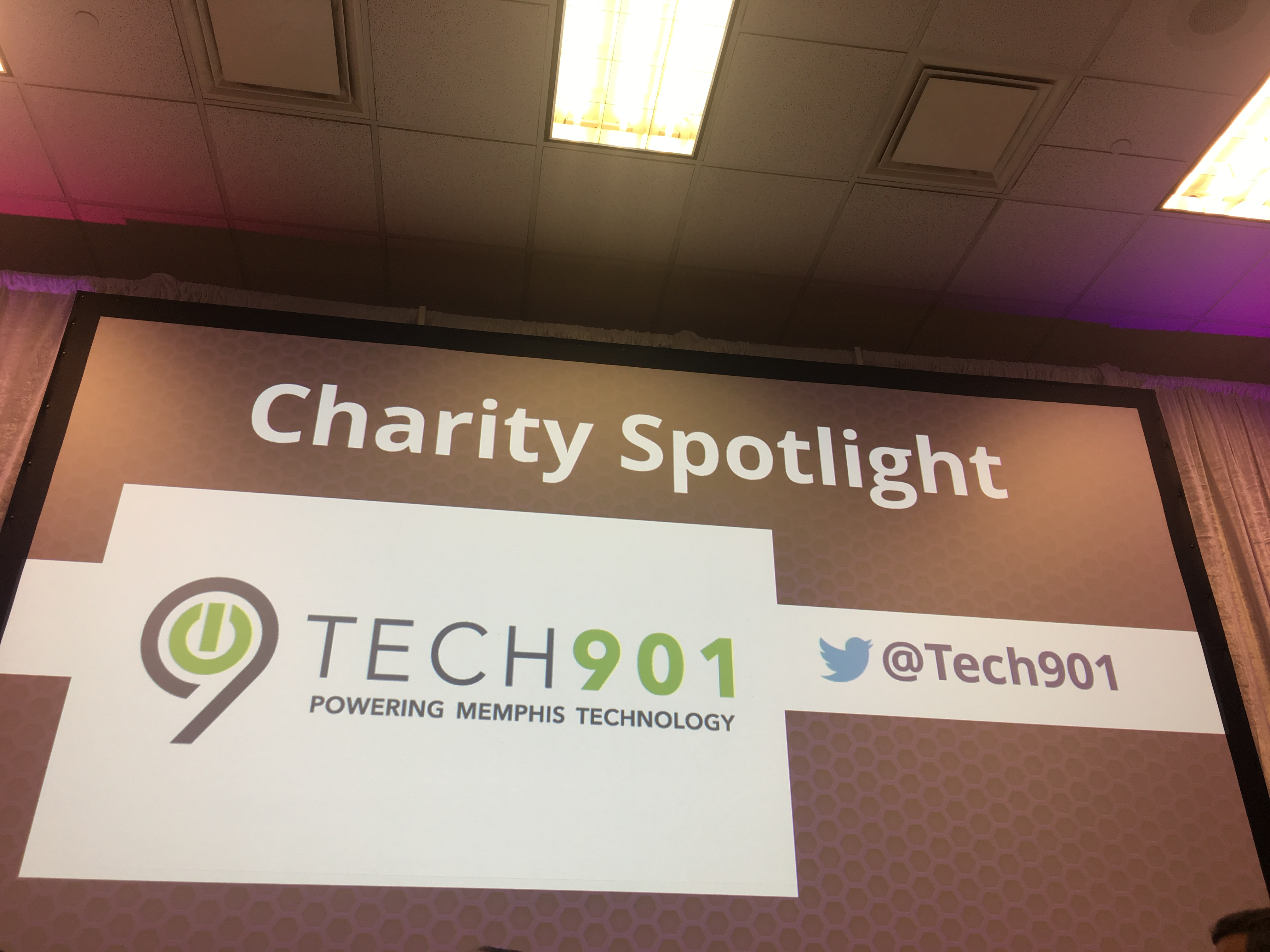 Tech901 Charity Spotlight