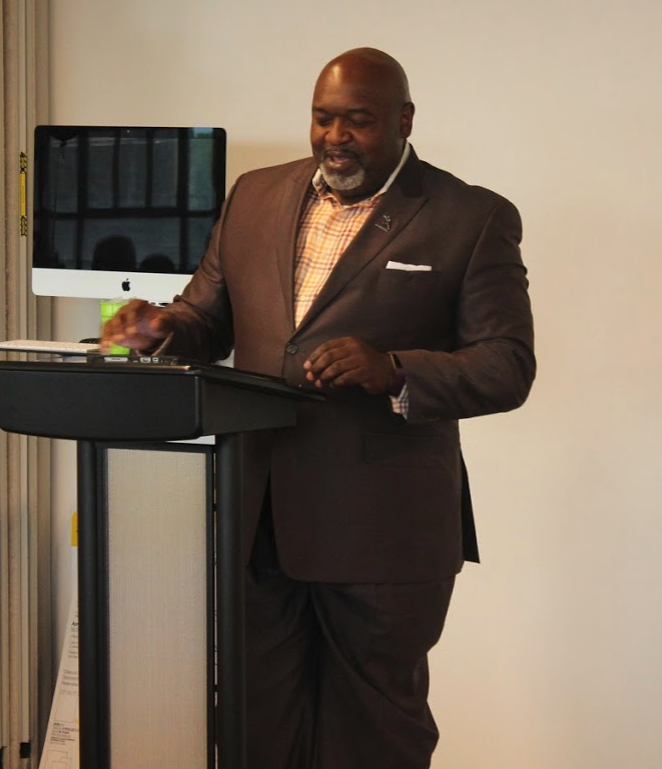 Tech901 Board Member, Charles Elliott